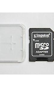 digital de 32 GB classe 10 micro sd sdhc kingston original eo cartão de memória e caixa de adaptador do cartão de memória