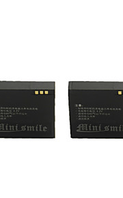 GOPRO - XIAOMI Xiaoyi - Li-ion - Batterij - voor XIAOMI XIAOYI - 3.7 - ( V ) - 1010 - ( mAh )