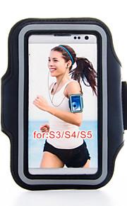 magia SPIDER® bracciale di sport caso tutto il corpo con protezione dello schermo per Samsung S3 / S4 / S5 / S6 (colori assortiti)