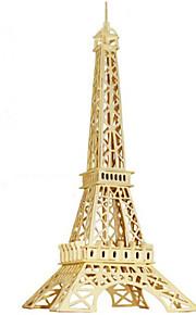 Eiffeltårnet træ 3 D puslespil