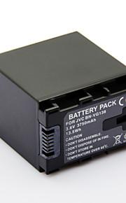 BN-VG138 - Li-ion - Batterij - voorfor JVC GZ-E10, GZE10, E10 GZ-E100, GZE100, E100 GZ-E200, GZE200, E200 GZ-E205, GZE205<br>, E205
