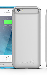 ifans ® mfi 4000mah iphone6 ​​plus Batterie Fall externe Wechsel Backup-Power-Case für iphone6 ​​plus (verschiedene Farben)
