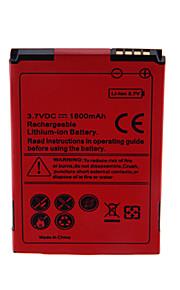 batería de repuesto - 1800 - Dopod HTC S511 4G - No