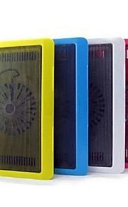 """USB-2.0-Ports Notebook Laptop Kühler Laptop Cooling Pad 14 """""""