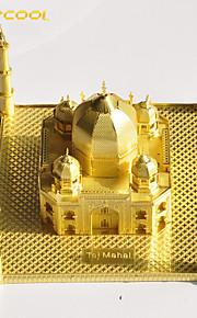 Taj Mahal enigma do enigma do metal 3d estéreo brinquedos para crianças adulto modelo de construção de montagem
