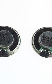 8 Rhms 2W Speaker / Diameter 2.8CM(2Pcs)