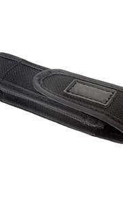 mini lommelygte tilfælde dække (sort)