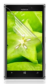 (3 piezas) protector de pantalla de alta definición para lumia 925