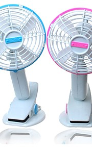 Free Angle Adjustment Strong Wind USB Fan(Random Color)