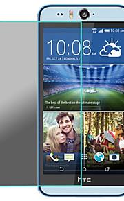 protetor de tela de vidro temperado para HTC Desire olho