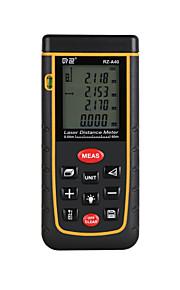 RZ Laser Distance Meter Rangefinder Rangefinders 0.05~40 Meter Area Volume Accuracy 2mm