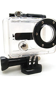 Gopro Accessories Protective Case / Waterproof Housing Waterproof, For-Action Camera,Gopro Hero1 / Gopro Hero 2 Other / ABS