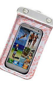 cassa del telefono impermeabile per sacchetto mobile / impermeabile del telefono mobile caso a buon mercato