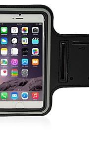 yeetech sportarmband voor iphone6 plus 5,5 inch perfecte oortelefoon aansluiting terwijl workout running
