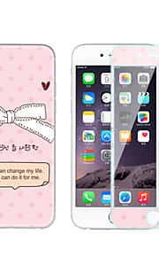 eksplosionssikret hærdet glas high definition klassiske sticker til iphone 6s / 6plus
