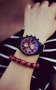 homens relógio do casal simples relógio de pulso estudantes de moda