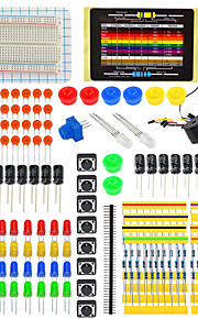 Fans Package Arduino Electronics Electronic Component Kits