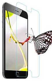 hzbyc® anti-scratch ultra-tynne herdet glass skjermbeskytter for iPhone 6plus / 6s pluss