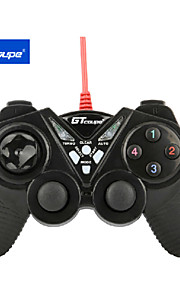 GTC® Wired DualShock Game Controller (USB port)Support Win7/Win8