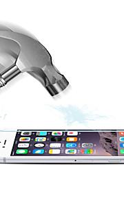hzbyc® antigraffio ultra-sottile protezione dello schermo in vetro temperato per il iphone 6 / 6s