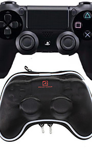 Dual Shock Wireless Bluetooth Game Controller Hard Carry Pouch Case Bag+ for Sony PS4