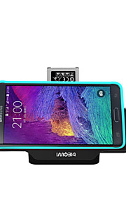 imobi4 dock orizzontale doppio tavolo di ricarica per Samsung Galaxy Note 4