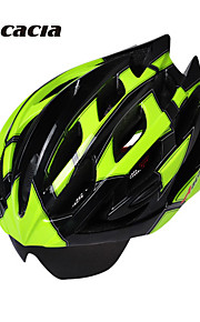 ACACIA  Bicycle helmet EPS + PC material with glasses ultralight mountain bike helmet size: 57-62 centimeters