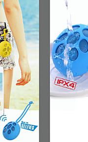 altoparlante bluetooth imy-d868c IPX4 impermeabile con altoparlante controllo otturatore della fotocamera esterna speaker / doccia (colori