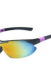Solbriller menn / kvinner / Unisex's Elegant / Retro/vintage / Mote Wrap Rød / Blå / Flerfarvet Solbriller / Sport Full-Rim