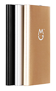 Goman 6000mAh multi-output power bank externe batterij voor iphone6 ​​/ 6 plus / sony / HTC en andere mobiele apparaten