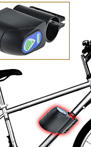 XIE SHENG Cycling/Mountain Bike/Road Bike/MTB/Fixed Gear Bike/Recreational Cycling Bike Locks Alarm ABS wireless lock