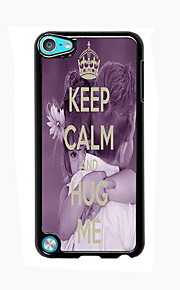 Hug Me Design Aluminum High Quality Case for iPod Touch 5