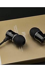 écouteurs haut de gamme JBM-v8 [isolation acoustique] casque stéréo