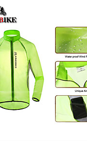 Kingbike ®2015 KINGBIKE Semi-Transparent Cycling Sportswear Racing Breathable Bike Cycle Waterproof Rain Coat Dust Coat