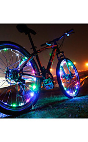 CoolChange 2 Mode 400Lumens LED Light Bulbs Others Easy to Carry Cycling 50M Black