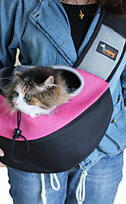 Ondoing Soft Portable Pet Sling Puppy Carrier Bags Breathable Dog Shoulder Bag Pet Messenger High Quality