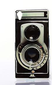 modèle de caméra TPU étui flexible pour Z2 sony