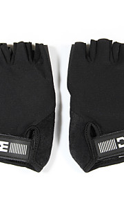 BaseCamp BC-204 Breathable Shock-proof Lycra Cycling Bicycle Half Finger Gloves -Three Color Options (XL)