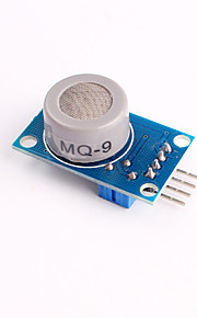 MQ-9 CO Combustible Gas Sensor Detection Carbon Monoxide Alarm Module for Arduino