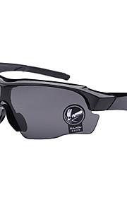 Solbriller menn / kvinner / Unisex's Sport Wrap Svart / Hvit / Brun / Rød / Blå Sykling Halvkant