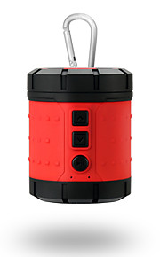 Altavoz - iDeaUSA Portable/Bluetooth/Al Aire Libre/Interior/Impermeable -