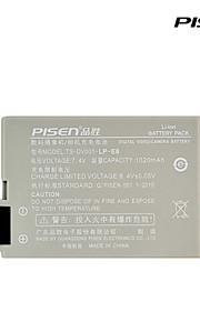 Pisen Lithium-Ion Canon LP-E8 Camera Battery (1020 mAh) for EOS 550D/600D