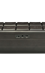 MD-3016 trådløs bluetooth høyttalere bærbar bil subwoofer mobile NFC-telefonen lite akustikk