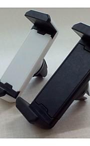 justerbar vagga bil luft vent mount hållare telefonhållare för iphone6 plus / 6/5 / 5s / 5c / 4s / 4