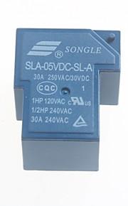 4P-5V Relays SLA-5VDC-SL-A T90