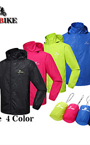 Kingbike ®Ramasun Autumn and Winter Outdoor Sports Cycling Jersey Long Sleeve Hooded Raincoat  Bike Clothing 4 Colors