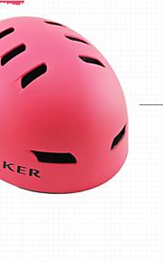 Горные - Универсальные - Велосипедный спорт / Горные велосипеды - шлем ( Зелёный / Розовый / Чёрный / Оранжевый , Пенополистирол / ABS )