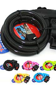 Cycling / Mountain Bike / Road Bike Bike Locks PVC Other 3PCS Black / Yellow / Green / Orange / Pink