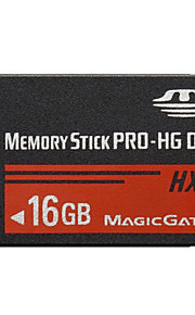 16GB MS Memory Stick Pro Duo HX High Speed Card Storage for Sony PSP 1000/2000/3000 Game