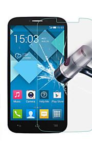 vidrio templado película protector de pantalla para Alcatel One Touch pop c9